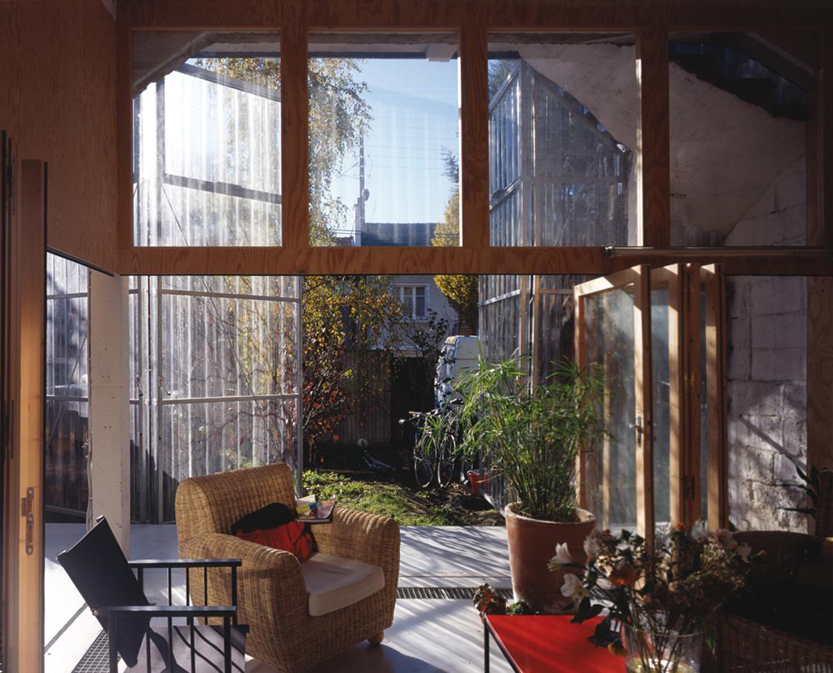 xavier fouquet maison b. Black Bedroom Furniture Sets. Home Design Ideas